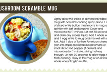 Mushroom Monday / Mushrooms and Eggs are a powerful combination! Check in every Monday for new recipes