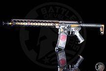 custom cerakote rifles /  a look at our custom rifle finishes