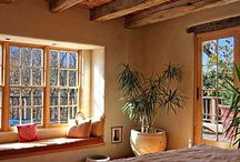 Southwestern Adobe Styled Homes.. Colors and Aspects