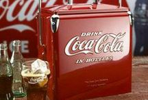 Cocoa cola memorabilia  / by Bettylynne Cleary-Moeller