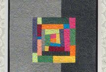 Decken / Tagesdecken, Krabbeldecken, Tischdecken, Quilts