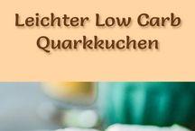 Leichter Quarkkuchen
