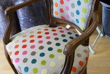 old armchair makeover
