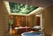 Massage rooms / by nidia cruz
