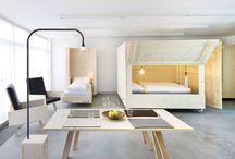 Atelierhaus / by Brigitte Meßmer