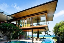 Modern Architecture and Design / by Kaleb Norman James Design