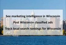 Wisconsin (WI) Proxies - Proxy Key / Wisconsin (WI) Proxies www.proxykey.com/wi-proxies +1 (347) 687-7699. Wisconsin's geography is diverse, with the Northern Highland and Western Upland along with a part of the Central Plain occupying the western part of the state and lowlands stretching to the shore of Lake Michigan. Wisconsin is second to Michigan in the length of its Great Lakes coastline.