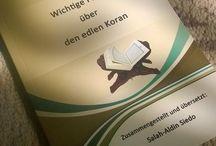 """Wichtige Fakten über den edlen Koran / Vorstellung des Buchs """"Wichtige Fakten über den edlen Koran"""" aus dem Al-Hadith-Verlag"""