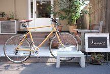Bikes  / by Jo Miller