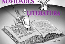Literatura XANEIRO 2017 / Novidades de LITERATURA en Xaneiro do 2017 na Biblioteca Ánxel Casal