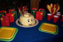 8 anni cristiano / Lego party
