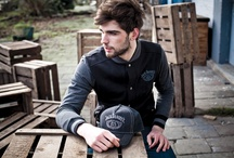 An overview of our male fashion products / A small selection of some of our male  products.