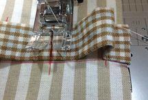 Tutoriais bolsas de tecido