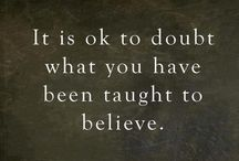 Quotes / by Kayleeeeeee