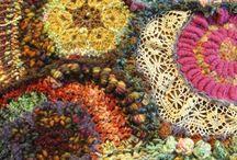 Create Crochet / Fantastic Crochet items I have found & rePinned!  / by Jessica Delano Pegram