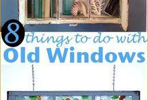 Παλιά παράθυρα