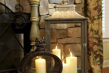 Decor - Hearth / by Dana Ingram