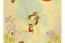 Mice On My Mind / by Rachel Nigh