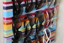Organização de oculos