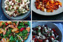 Salater til forening