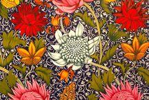 Australian Flower Patteren