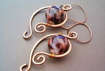 Wire Wrapped Jewelry / by Michele Wood
