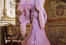 Grace Coddington styling