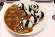 Japan kawaii curry