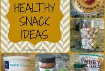 Healthy food ideas