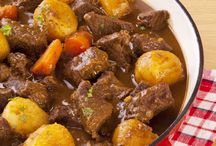 Crock beef stew / Yummy!
