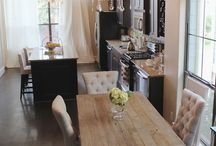 Dining Rooms / by Rusty Pallet