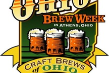 "Ohio Brew Week - Athens, Ohio / Ohio Brew Week - every year I make it back to my alma mater to taste the best of micro-brewers in Ohio. From the steelworkers in Cleveland to the riverboaters in Cincinnati, Ohio has a legacy of ""home brewing""!  / by Linda Nicolai"
