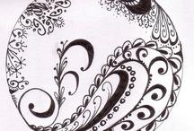 Doodling / by Sue Komernicky