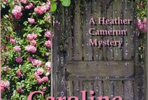 Death In The Garden / A Heather Cameron cozy murder mysteryRevised and updated, Death In The Garden is the first of the Heather Cameron mysteries. Garden center manager Heather Cameron must solve the Death In The Garden to prove her old family friend, mentor, and employee, Walter Sims, is innocent of murdering the meanest man in town.  sweet