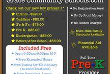 Grace Community School Information