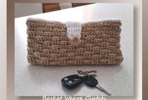 Crochet - Bags and Clutches