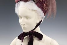 Bonnets and Hats of the 1870's - 1900's / Historical Clothing Accessories / by Paula Gardner