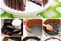Casatta and Ice-Cream Cakes