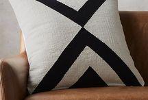 Pillows / Modern Throw Pillows, Home Decor, Home Accessories