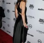 ODEYA RUSH at  Marie Claire's Image Makers Awards in Los Angeles