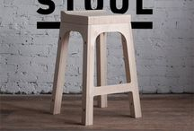 D / stool