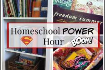 School- Power Hour/Morning Time