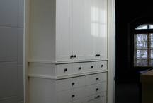 Master Suite Amenities / by Custom Cabinetry