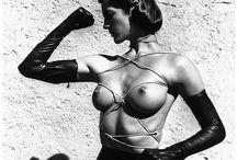 LACE IT UP || FLEUR DU MAL / Lacing, bondage inspiration, corsets