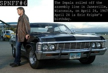 Supernatural Facts / Facts about the actors and the show in general