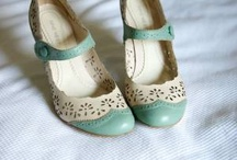Shoes / by Siobhan Carter