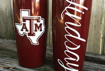 Powder Coated Yeti and RTIC Cups / Powder coated Yeti and RTIC Cup/Tumblers featuring powders found on ThePowderCoatStore.com