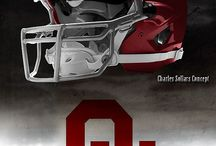 Oklahoma Sooners / ~ Sooner Fan For Life ~  / by Kristi Rhodes Cole