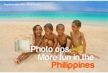 It's more fun in the Philippines by Boboi Costas / by Boboi Costas