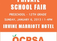 Educational Events / Educational Events to bring information and Montessori awareness to parents in the Orange County area.
